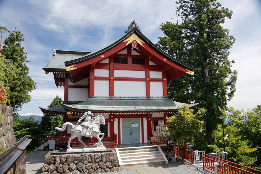 御岳 神社